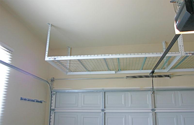 Crawford OH2 StorAWay Adjustable Overhead Storage System