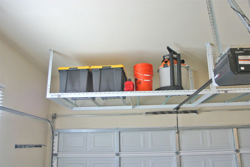 Garage Storage Racks Picture Gallery